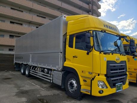 大手飲料メーカーの商品を運ぶ2トントラック乗務員の募集です。もちろん近距離の配送で毎日帰れます。